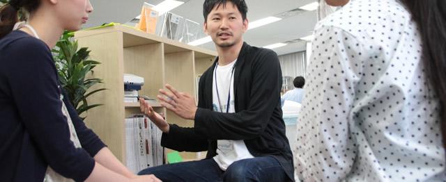 株式会社nanapiのインターン画像