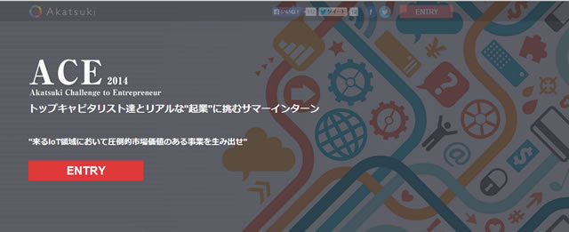 株式会社アカツキのインターン画像