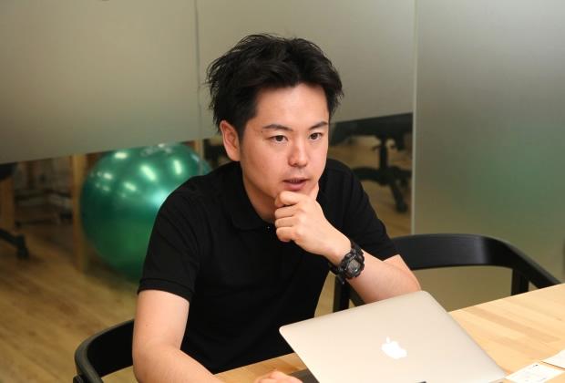 株式会社Viibar 上坂 優太氏のトップ画像