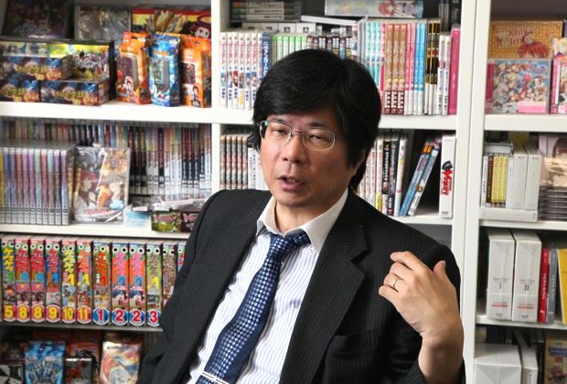 株式会社ブシロード 木谷 高明氏のトップ画像