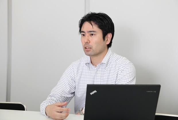 株式会社アイリッジ 小田 健太郎氏のトップ画像