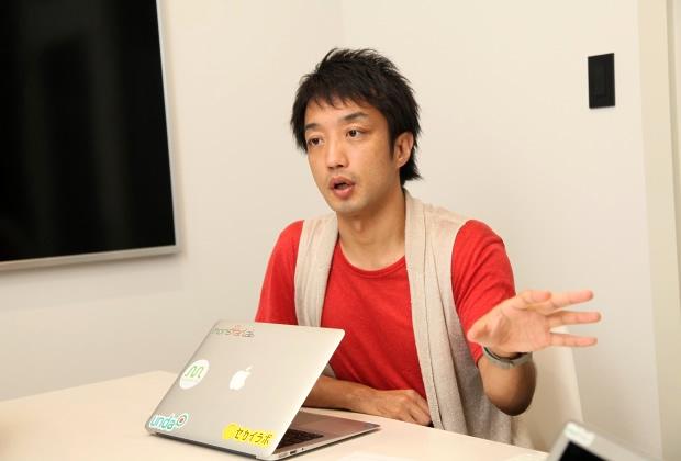 株式会社 モンスター・ラボ 鮄川 宏樹氏のトップ画像