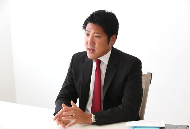 ビルコム株式会社 太田 滋氏のトップ画像