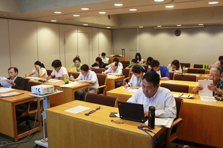 参加者の方々 READYFORセミナーレポート