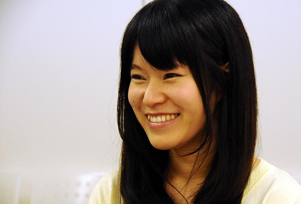 ケータイWatch 川崎 絵美氏のトップ画像
