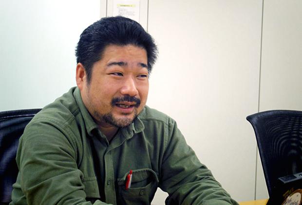 Web担当者Forum 安田 英久氏のトップ画像