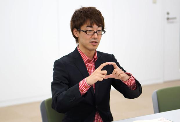 日本エイサ-株式会社 砂流 恵介氏のトップ画像