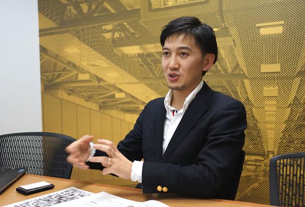株式会社オールアバウト 柏原 浩志氏のトップ画像