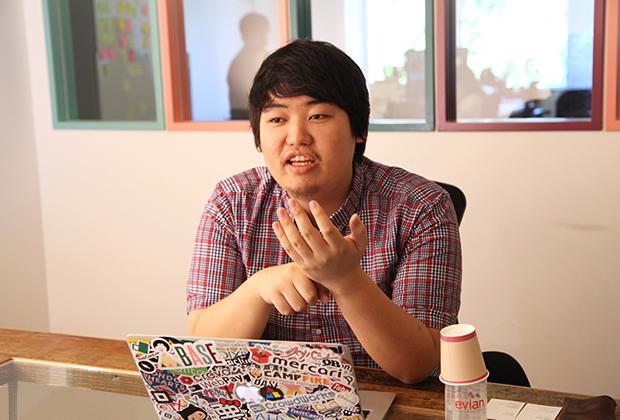 BASE株式会社 鶴岡 裕太氏のトップ画像