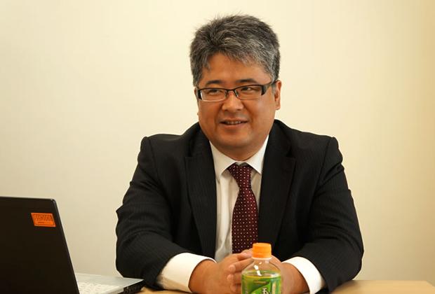 株式会社ベネッセコーポレーション 濱野 克庸氏のトップ画像