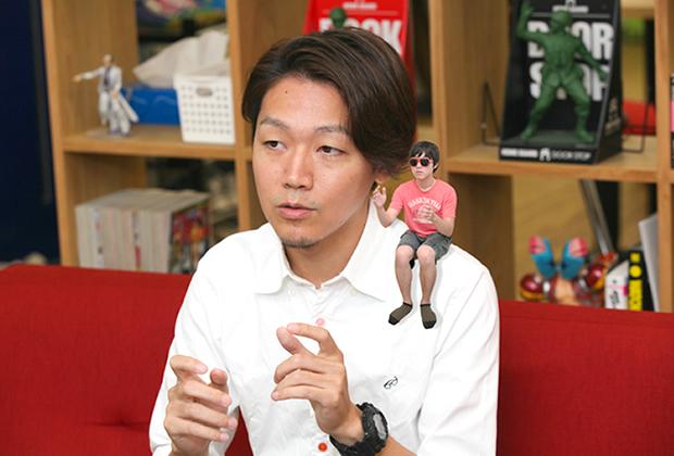 株式会社 バーグハンバーグバーグ 徳谷 柿次郎/ARuFa氏のトップ画像