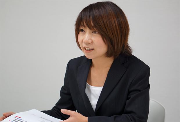 株式会社ダイヤモンドダイニング 亀田 泰子氏のトップ画像