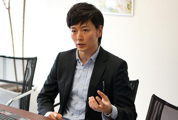 夢展望株式会社 永里 元気氏のトップ画像