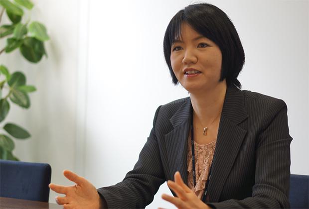 栄光ホールディングス株式会社 倉重 紘子氏のトップ画像