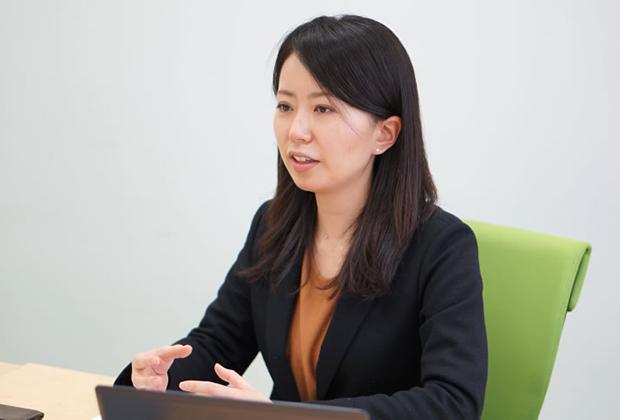 株式会社ユーグレナ 安間 美央氏のトップ画像