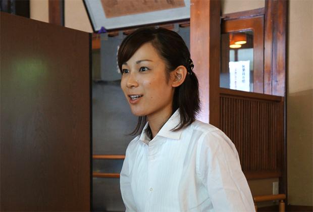 船橋屋 田島 麗子氏のトップ画像