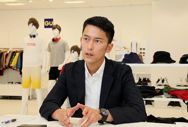 株式会社ジーユー 長谷 太介氏のトップ画像