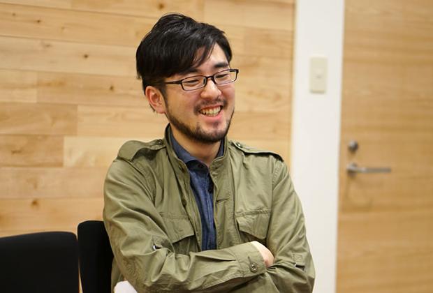 株式会社はてな 山田 聖裕氏のトップ画像