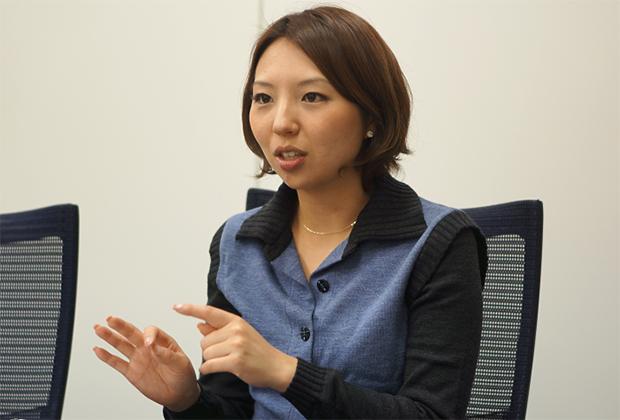 株式会社アイスタイル 大和田 草子氏のトップ画像