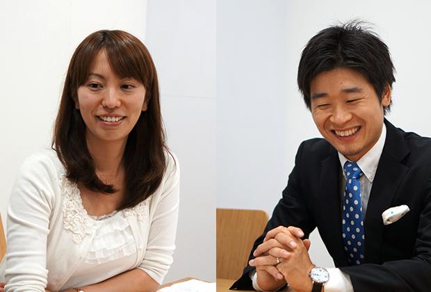 ランサーズ株式会社 山口 豪志/石島 麗子氏のトップ画像