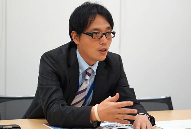 三井不動産株式会社 小林 直仁氏のトップ画像