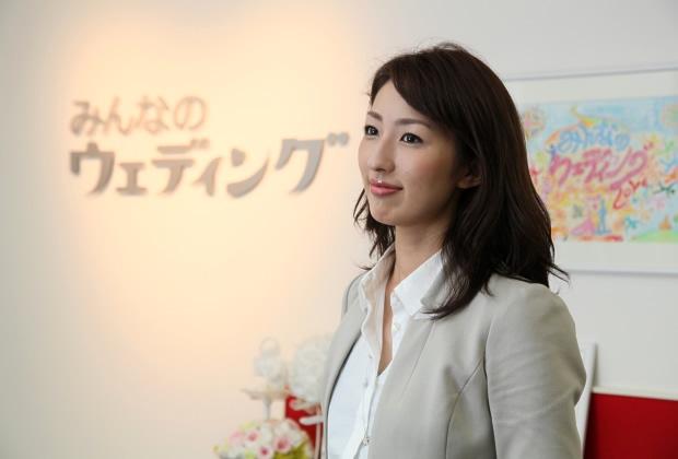 株式会社みんなのウェディング 吉崎 詩歩氏のトップ画像