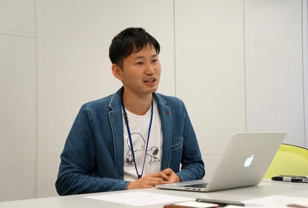 株式会社nanapi 古川 健介氏のトップ画像