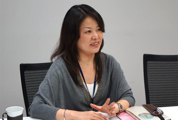 株式会社ネクスト 鈴木 朋美氏のトップ画像