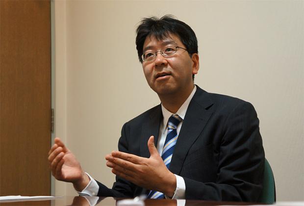 株式会社エヌ・ティ・ティ・データ 廣岡 康雄氏のトップ画像