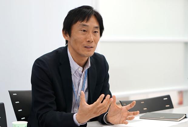 株式会社オプト 大野 剛氏のトップ画像