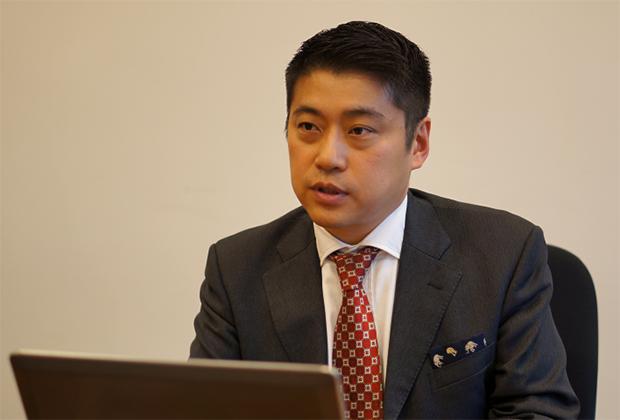 日本オラクル株式会社 玉川 岳郎氏のトップ画像