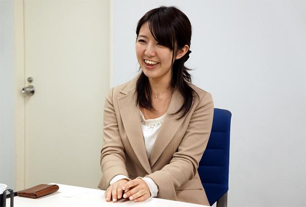 株式会社オトバンク 中川 真実氏のトップ画像
