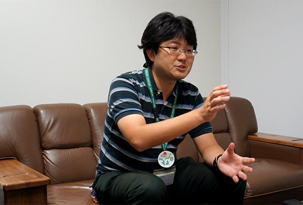 パルシステム生活協同組合連合会 植田 真仁氏のトップ画像