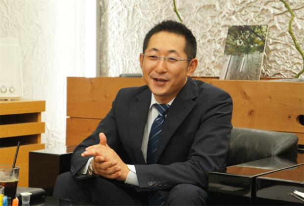 株式会社パソナグループ 根本 恵介氏のトップ画像
