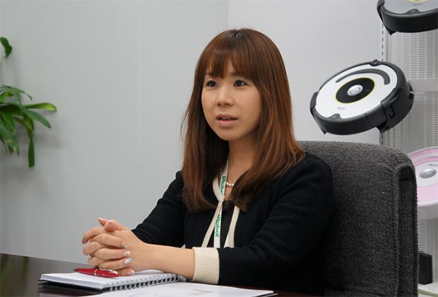 セールス・オンデマンド株式会社 坂井 奈央氏のトップ画像