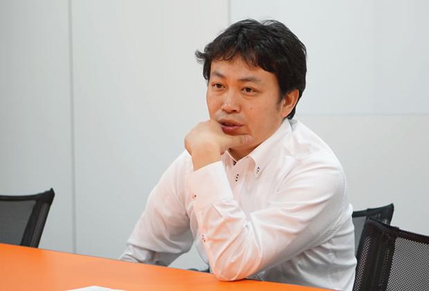 株式会社ユビキタスエンターテインメント 清水 亮氏のトップ画像