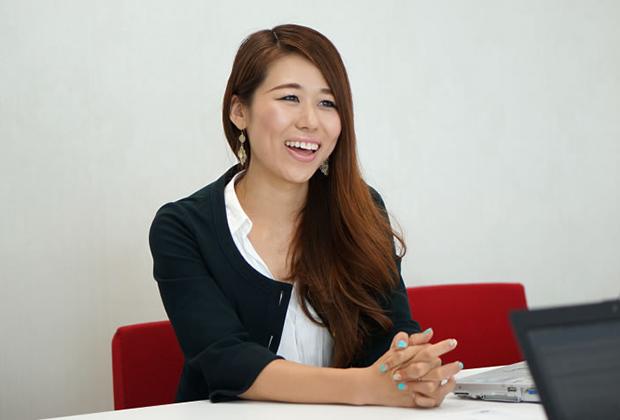 株式会社ウエディングパーク 瀬川 由絵氏のトップ画像