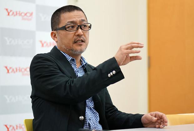 ヤフー株式会社 長野 徹氏のトップ画像