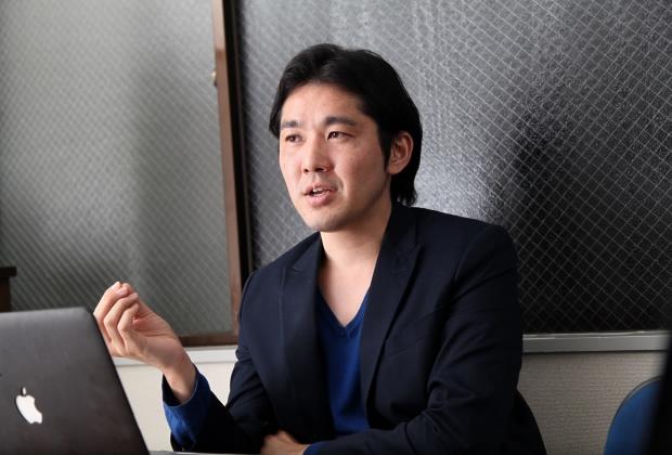 株式会社ZUU 冨田 和成氏のトップ画像