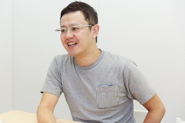 週刊ファミ通 林克彦氏のトップ画像