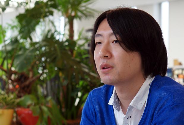 GIZMODO JAPAN 鈴木 康太氏のトップ画像