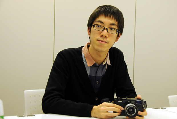 デジカメWatch 鈴木 誠氏のトップ画像