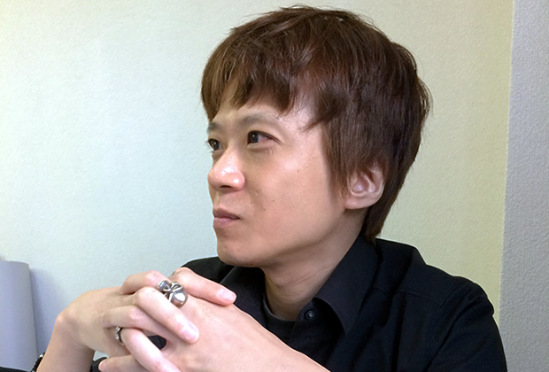 mobileASCII 折笠 光裕氏のトップ画像