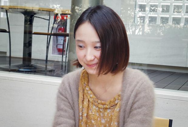 現代ビジネス 徳 瑠里香氏のトップ画像