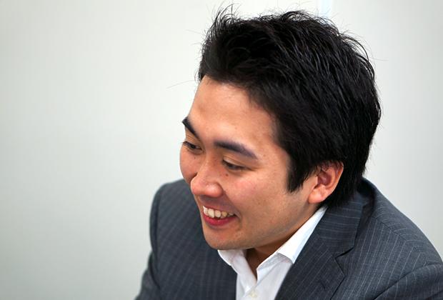 週刊ダイヤモンド 小島 健志氏のトップ画像